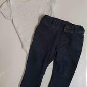 Набор джинсы и боди унисекс