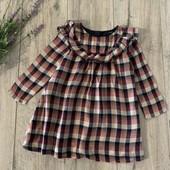 Платье для девочки 2-3 года. В хорошем состоянии.