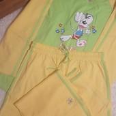 ❤️Vienette Secret Германия❤️фирменная стильная пижамка из 100%натурального хлопка евро 40\42