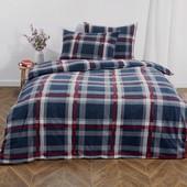 Шикарное зимнее, очень теплое и мягкое постельное белье King size Евро Meradiso