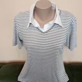 Гарна блузка в полоску в хорошому стані