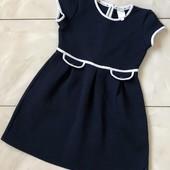 Стоп !❤ Фирменное стеганное красивенное платье,5-6 лет❤ Много лотов!