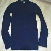 Шерстяной(паутина) свитер /M. C. S./M!!!