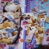 набор сумка периноска + комбинезон на сентипоне для пупса беби бёрн