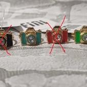 Кольцо Фотоаппарат Fini jeweler США (лот -1шт, цвет на выбор)
