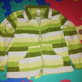 флисовая кофта, свитер на замочке1+1=3