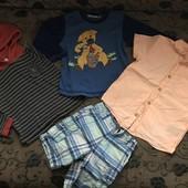 Одяг на 2-3 роки зріст 92-98