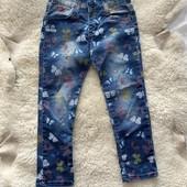 Весенние джинсы для девочки в идеале!