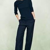 Женские широкие штаны темно синие. Смотрите мои лоты