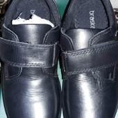 Кожаные туфли для мальчика. Есть нюанс