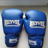 Подростковые боксерские перчатки,размер 8