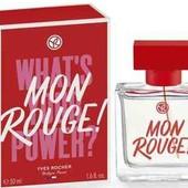 Парфюмированная вода Mon Rouge 50 мл от Yves Rocher ив роше