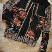 Накидка пиджак на подкладке.100 вискоза