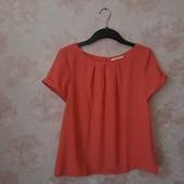 Красивая однотонная блуза ! УП скидка 10%
