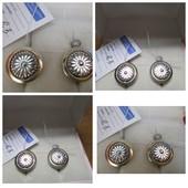 Акция! ! Изысканные солидные серебряные серьги- 925 За пол цены!