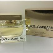 Женские духи Dolce Gabbana The One 75 ml