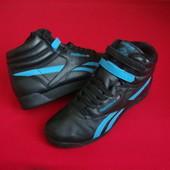 Кроссовки ботинки Reebok натур кожа оригинал 38-39 разм