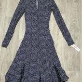 Новое платье латвийский трикотаж.