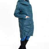 Зимняя тёплая куртка! размер от 48-52