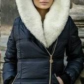 Женская зимняя куртка на овчине , р 50-52,смотрите замеры,спрашивайте