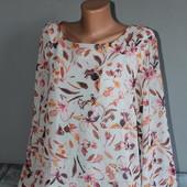 очень мягкая и легкая блуза, кофта почти как новая! Германия. готовимся к весне