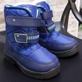 Зимние на меху шикарные ботиночки