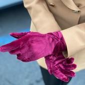 Распродажа. перчатки женские размер 6