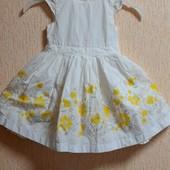 Англія❤Неймовірна гарна сукня для дівчинки на літо ❤❤❤❤ На 9-12 міс