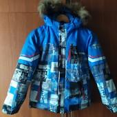 Куртка - зима Feiteluo 112/128
