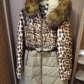 Зимова чудова курточка + подарунок*