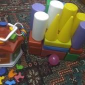 лот іграшок для дитини