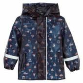 Дощовик куртка ветровка грязепруф Lupilu, р.98-104. Дождевик прорезиненная
