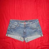 H&M джинсовые шорты.размер 40.в отличном состоянии.Оригинал!