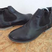 Винтажные ботинки s.Oliver оригинал 40-длина стельки 26 сm