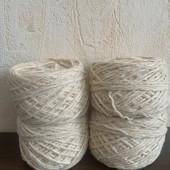 Пряжа сток, нитки для вязания - меланж лот 3 шт(блиц 11 шт)