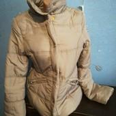 128. Куртка тепла