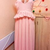 Люкс❤Ексклюзив❤❤ Шикарна і неймовірна сукня від Jusdepom