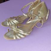 Босоножки туфли для танцев 38р