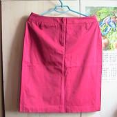 УП скидка 10%!! К 8 марта!! шикарная юбка терракот 40 евро