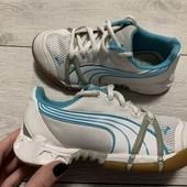 Отличные кроссовки Puma оригинал 30 размер стелька 18,5 см