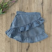 Джинсовая юбка для девочки 1,5-2 года. В хорошем состоянии.