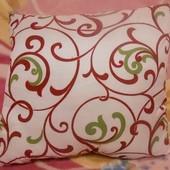 Силиконовые подушки в лоте 2 шт (50×50) разные цвета