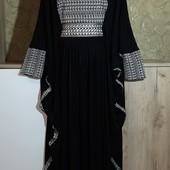 Собираем лоты!! Супер красивое платье в пол ,размер 56