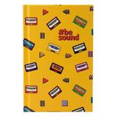Торговая марка: Kite.Книга записна тверда обкл. А6, 80арк. кл BeSound-1