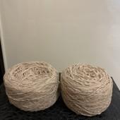 Пряжа сток, нитки для вязания - лот 4 шт