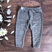 Тёплые штанишки Zara размер 18-24