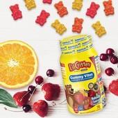 Мультивитаминный комплекс для детей от L'il Critters (70 жев. конфет) , США