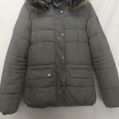 Утепленная стёганая курточка