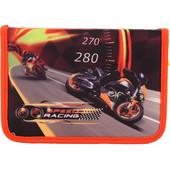 Пенал без наполнения школьный Kite Speed racing K17-622-2