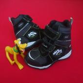 Ботинки Clarks Gore-Tex натур кожа 25 размер 15.3 cm